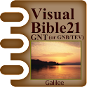 Visual Bible 21 GNT or GNB/TEV icon