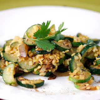 Garlic Cilantro Zucchini Recipes