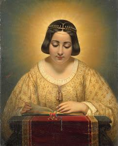 RIJKS: Joseph Désiré Court: painting 1850