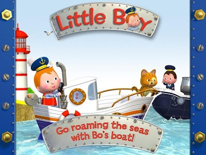 Bo's boat - Little Boy - screenshot