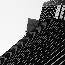 Simple by Edward Somawijaya - Abstract Patterns ( abstract, building, simple, architecture, city )