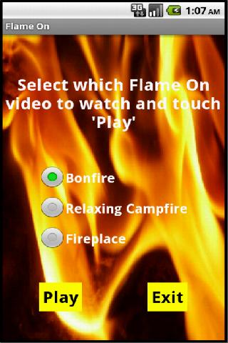 Fireplaces and Campfires Demo