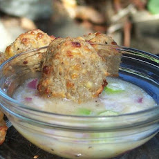 Tasty Turkey Appetizer Balls