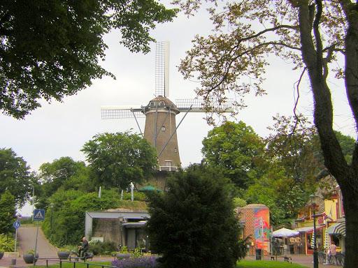 Alkmaar, il Mulino a Vento