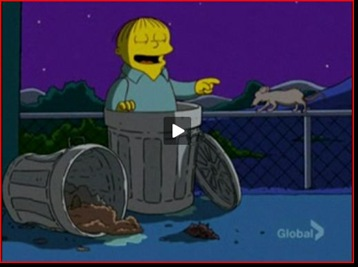 Ralph Wiggum Rat obvious