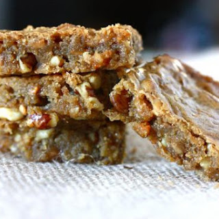 Heath Bar Blondies