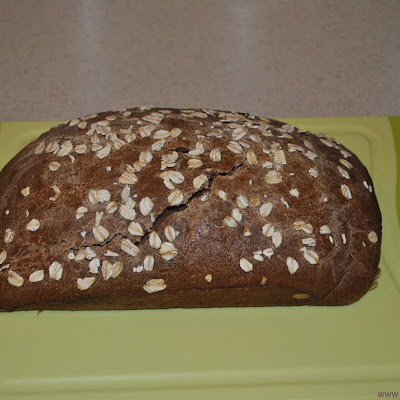 Molasses Wheat Bread
