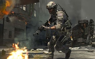 Screenshot of 3D Sniper Storm