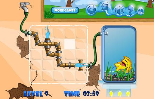 Plumber Game - screenshot