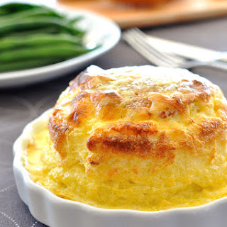 Egg And Cheese Souffle Microwave Recipes