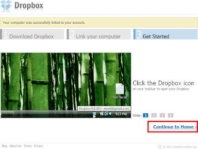 Dropbox註冊篇-08.說明頁