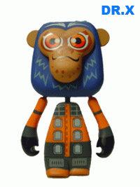 猿人極地探險隊 DR.X
