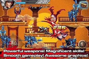 Screenshot of 獵魔契約 Avenger