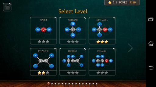 Atoms - screenshot