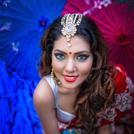 Nithya by Mdnoh Mnj - People Portraits of Women