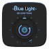 Blue Light GO Locker Theme