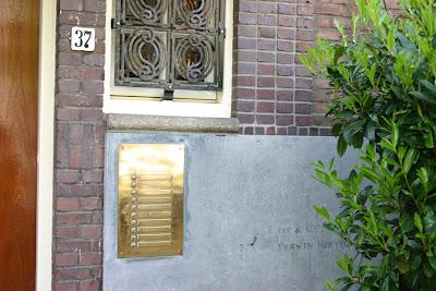 lauriergracht no. 37, amsterdam