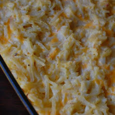 Cracker Barrel's Hash Browns Casserole - Copycat