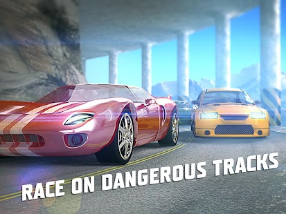 Racing on Real Asphalt Tracks- screenshot thumbnail