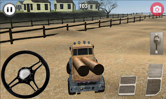 Screenshot of Truck Delivery 3D Free