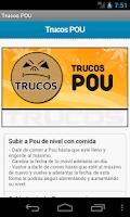 Screenshot of Trucos Pou