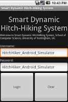 Screenshot of Smart Dynamic HitchHiking