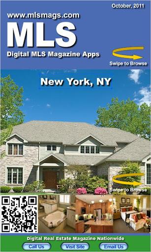 New York Real Estate MLS mag