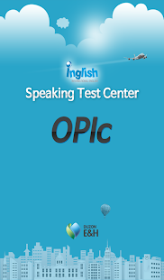 inglish OPIc Test - screenshot