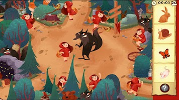 Screenshot of Red Riding Hood Lite