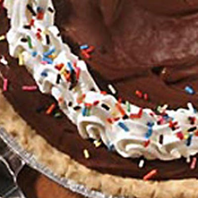 Easy Pudding Pie
