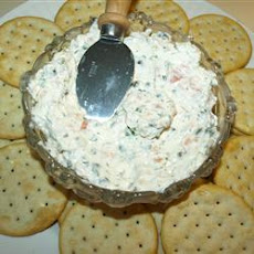 Cold Salmon Spread