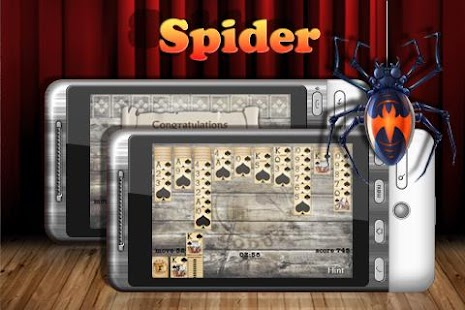 Screenshots  Spider Solitaire Free