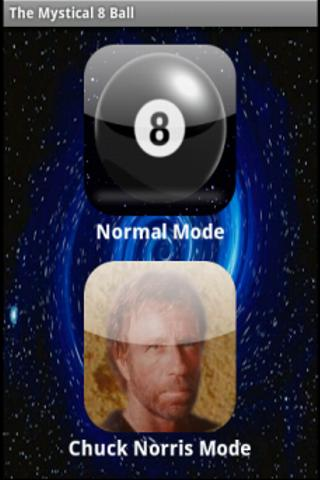 The Mystical 8 Ball