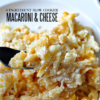Crock Pot Mac And Cheese With Cream Cheese Recipes