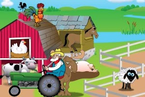 Screenshot of Old MacDonald's Farm