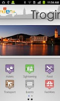 Screenshot of iCroatia - Trogir on your palm
