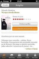 Screenshot of Lubimy Czytać