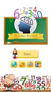 Number Puzzles - screenshot