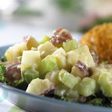 Picnic Celery and Potato Salad