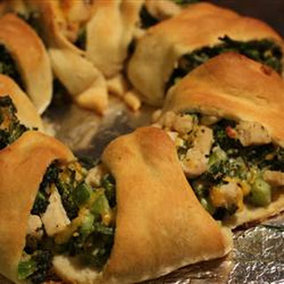 Broccoli Chicken Roli