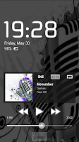 Screenshot of Super Music Player