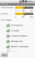 Screenshot of CompTIA Network+ Exam Prep