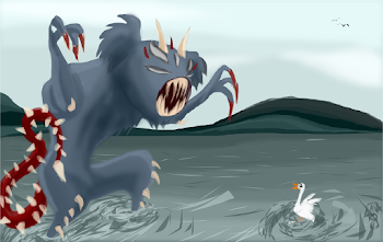 Feng Zhu (week 4) Sea Monsters!