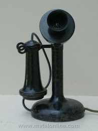 Candlestick Phones - Dean 'Cosmo' Candlestick 1
