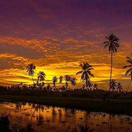 by Farizol Zolkefli - Landscapes Sunsets & Sunrises