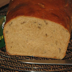 100% Whole Wheat Bread (Non-Dense/Heavy, White Bread Texture)