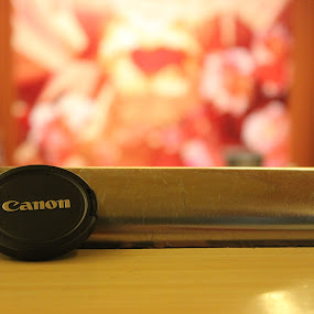 Canon in Perfection by Dennis d'Soulz - Artistic Objects Other Objects ( canon, wtsp2014, eos, ukpetra, event, loveinservice )