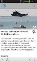 Screenshot of Omroep Zeeland