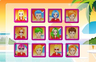 Screenshot of Hairdresser Challenge Games