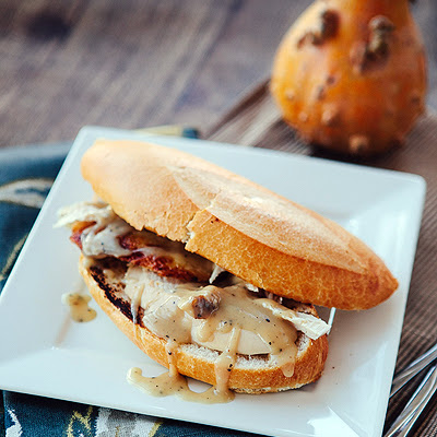 Lemon Pepper Turkey Sandwiches